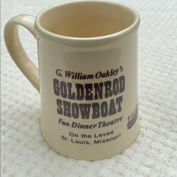 Other - G William Oakley Golden Showboat Mug